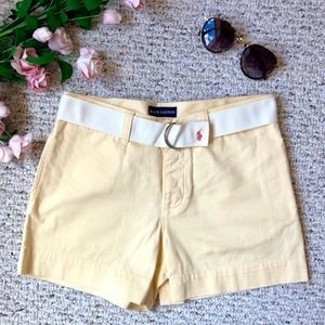 New Ralph Lauren shorts